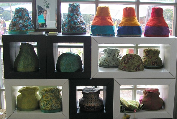 Hats-Exhibition, KunstObject, Orangerie Darmstadt (2)